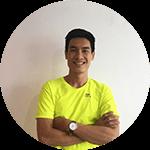 Kimi Runner blogger marathon