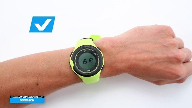 Đồng hồ chạy bộ giá rẻ GPS ONmove 500