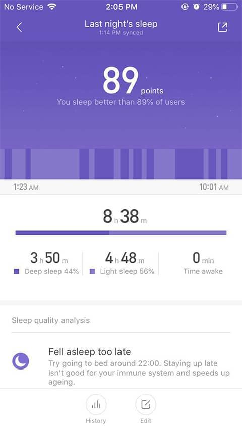 danh-gia-dong-ho-xiaomi-amazfit-bip-sleep-tracking