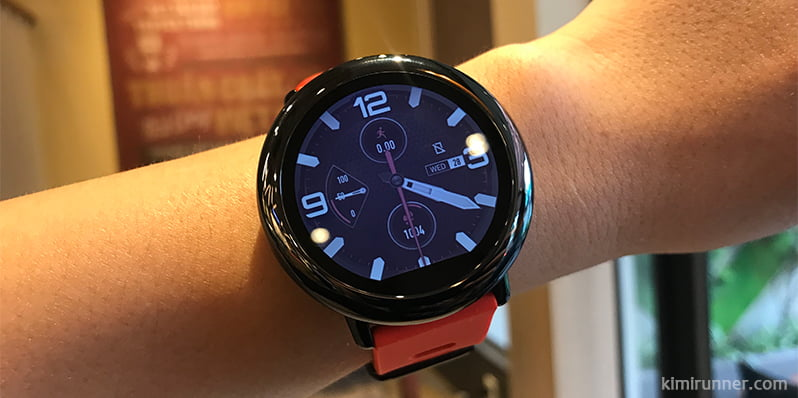 review dong ho thong minh xiaomi amazfit pace